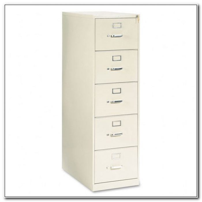 5 Drawer Vertical File Cabinet