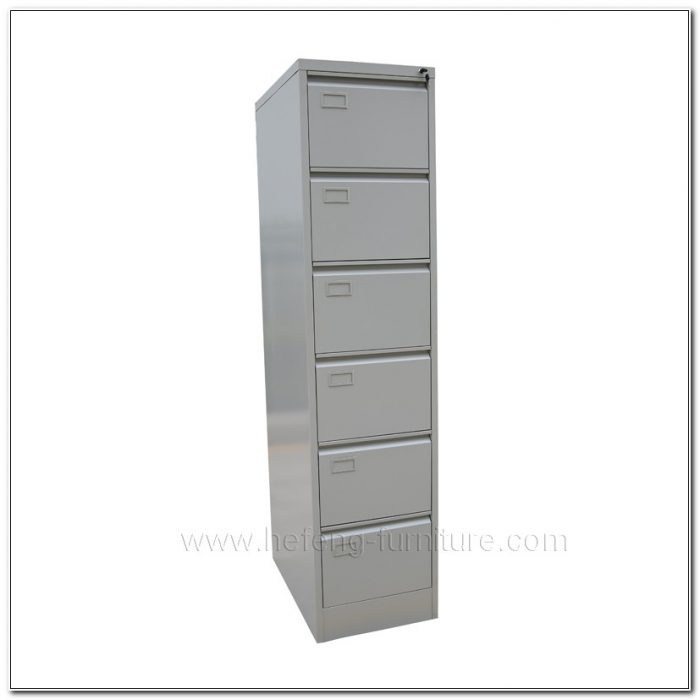 6 Drawer Vertical File Cabinet