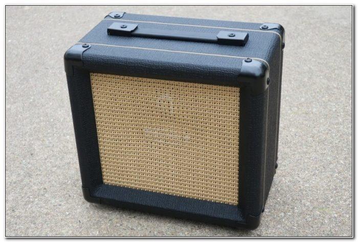 8 Inch Guitar Speaker Cabinet