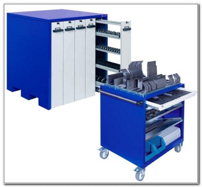 Amada Press Brake Tooling Cabinet