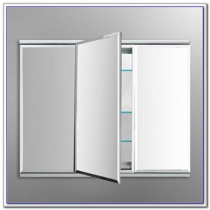 American Pride Sliding Door Medicine Cabinet