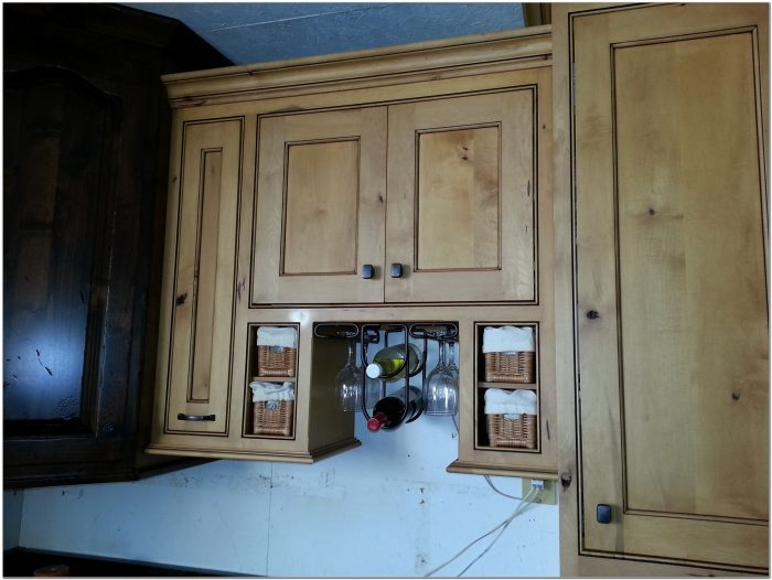 Amish Kitchen Cabinet Makers Indiana