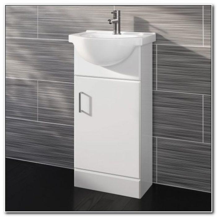 Bathroom Basins And Cabinets
