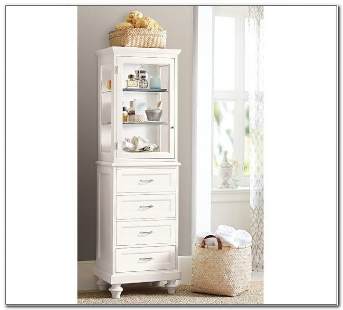 Bathroom Floor Storage Cabinets With Drawers