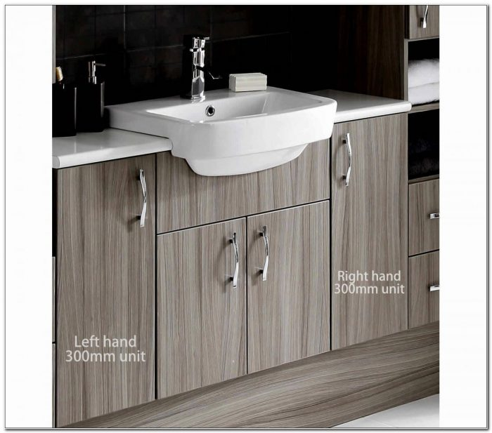 Bathroom Furniture Base Units
