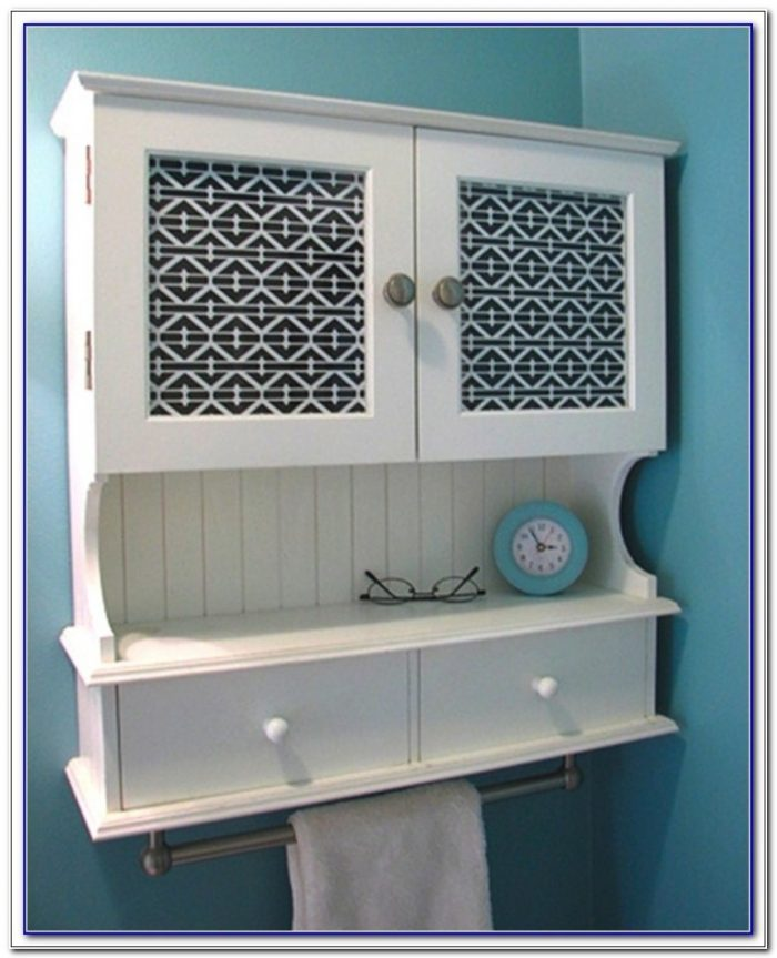 Bathroom Storage Cabinets Wall Mount India