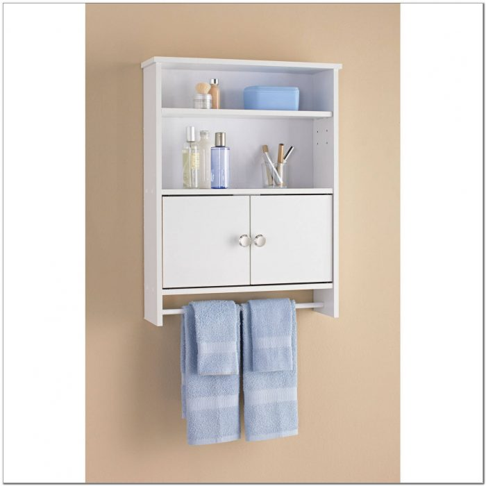 Bathroom Storage Cabinets With Doors And Shelves