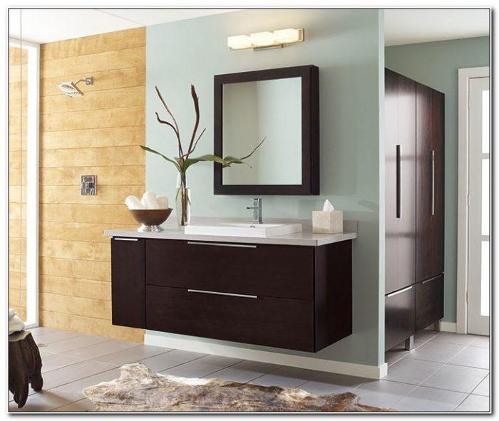 Bathroom Wall Mount Vanity Cabinets