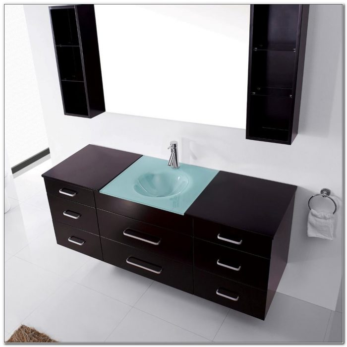Bathroom Wall Vanity Cabinets