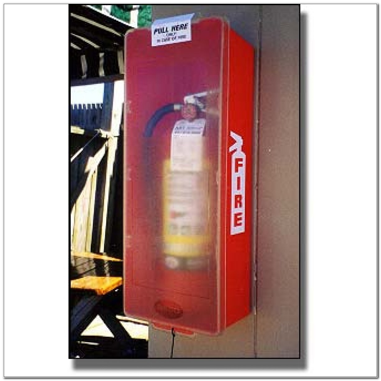 Beco Plastic Fire Extinguisher Cabinets Cabinet Home