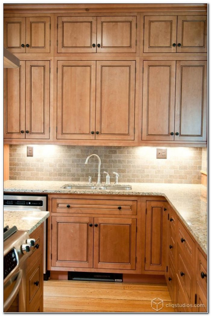 Best Finish For Maple Kitchen Cabinets