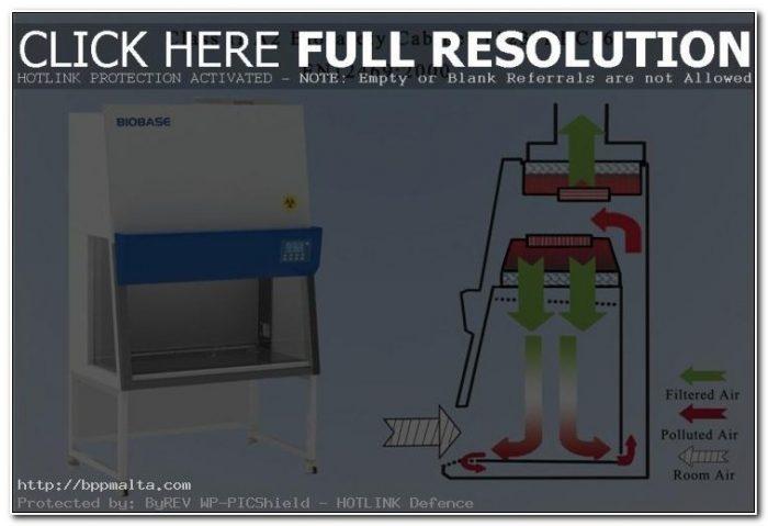 Biosafety Cabinet Class 2 Type A