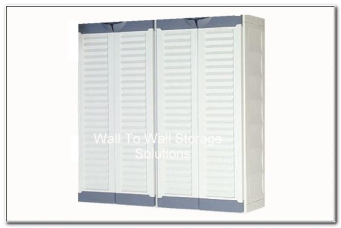 Black And Decker Plastic Storage Cabinets Garage