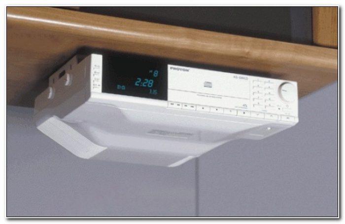 Bose Under Cabinet Cd Player Radio