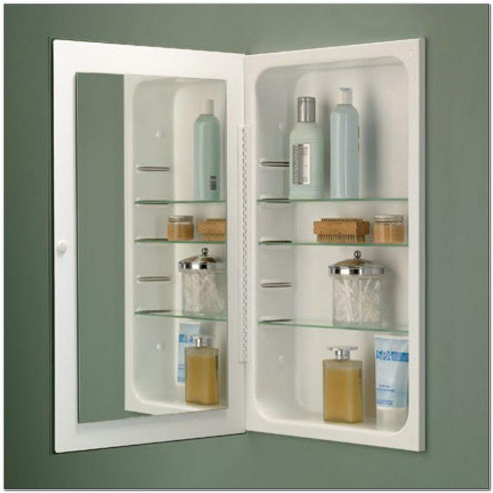 Broan Nutone Medicine Cabinet With Lighted