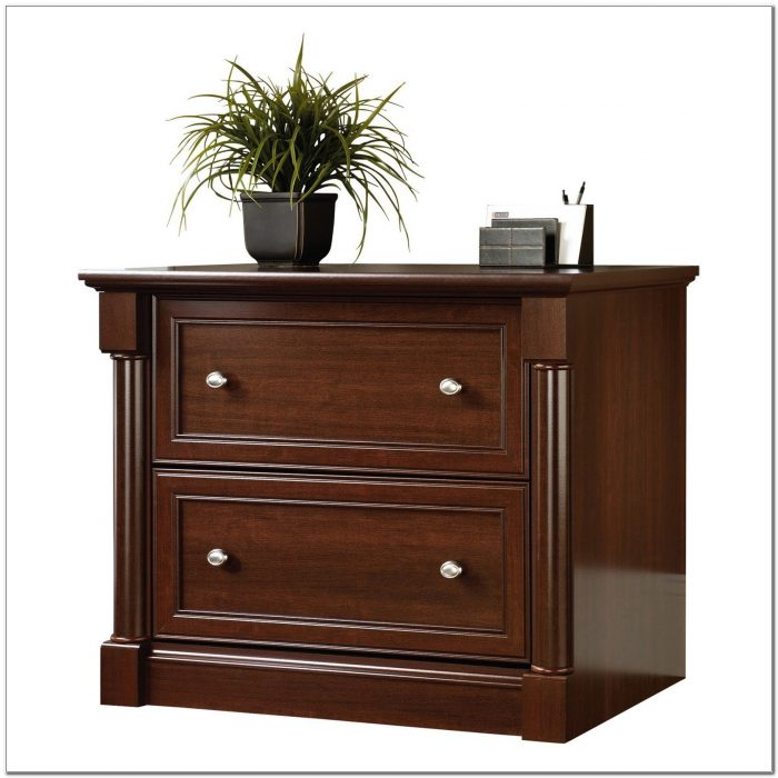 Bush Stanford Lateral File Cabinet