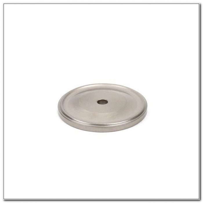 Cabinet Knob And Backplate Sets