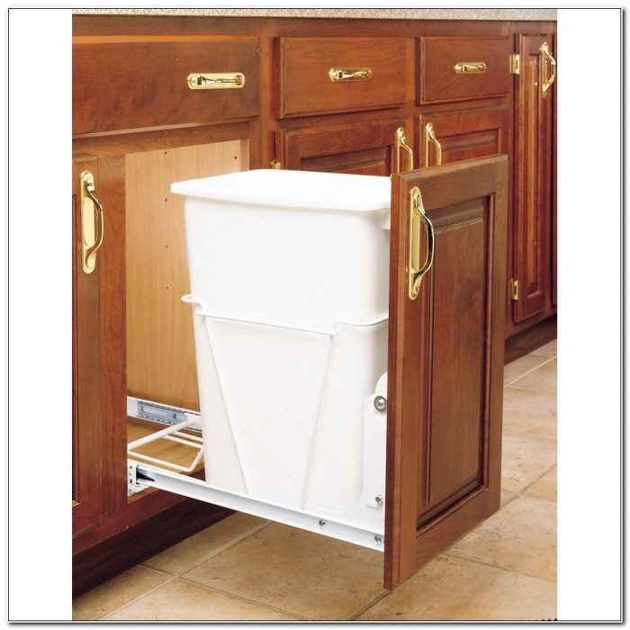 Cabinet Trash Pull Out