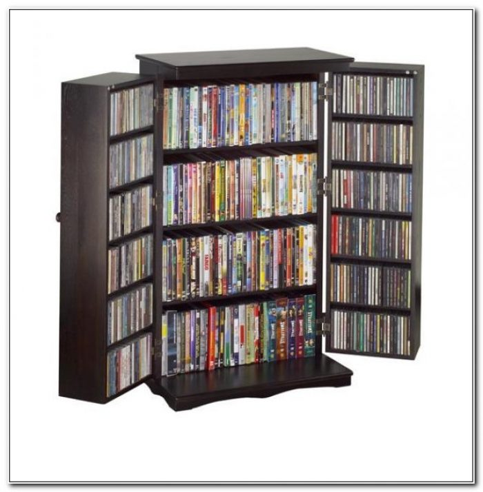 Cd Dvd Cabinets Storage