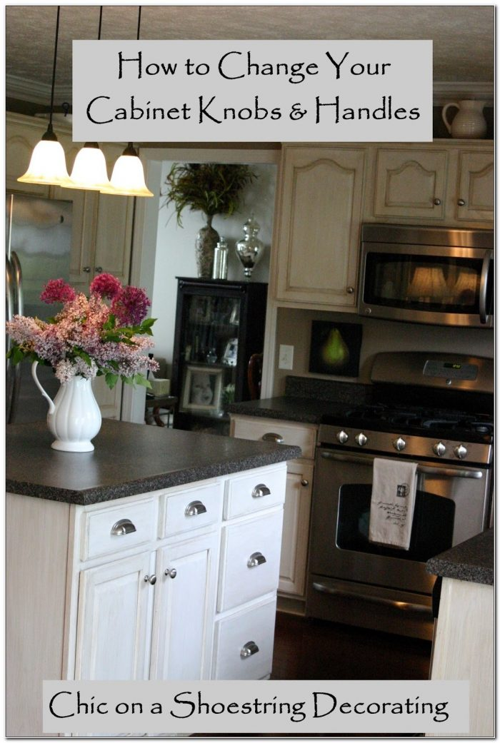 Changing Kitchen Cabinets To Drawers