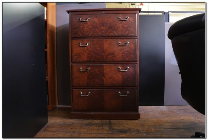 Cheap 4 Drawer Wooden Filing Cabinets