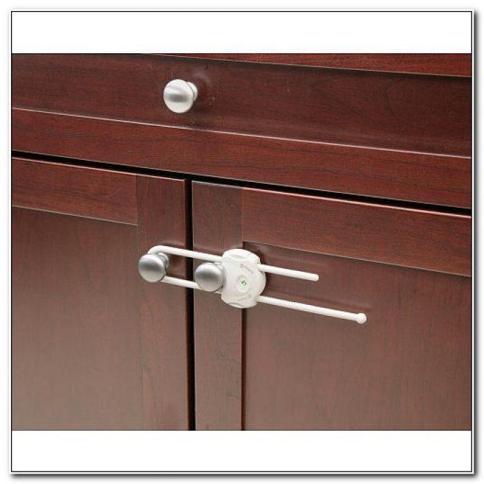 Child Safety Locks For Kitchen Cabinets