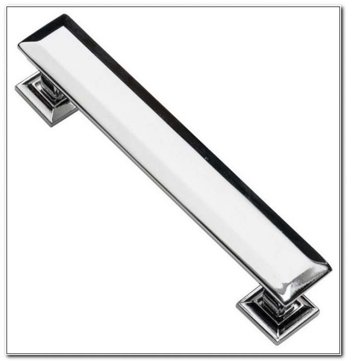 Chrome Handles For Cabinets