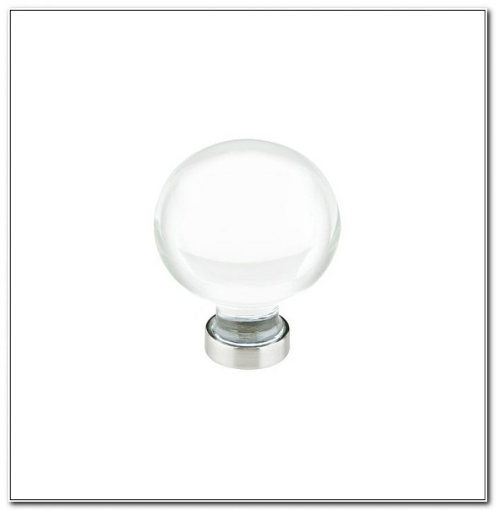 Clear Glass Knobs For Cabinets