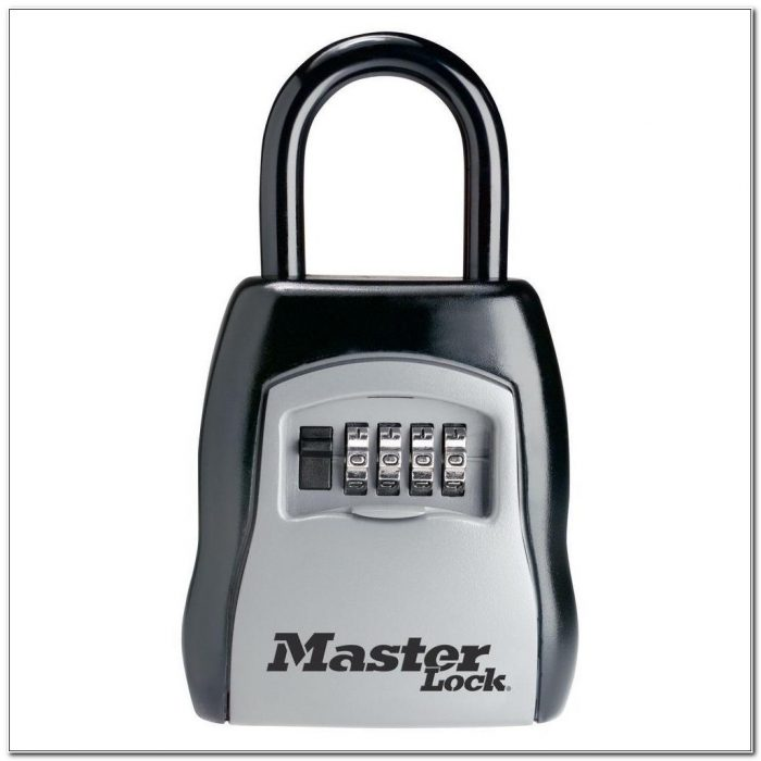 Combination Key Lock Box Home Depot