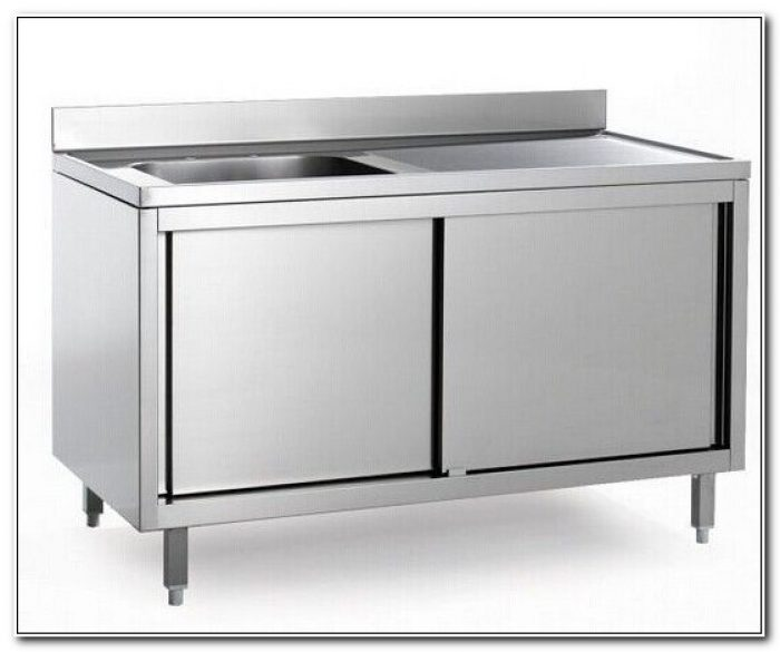 Commercial Stainless Steel Sink Cabinets