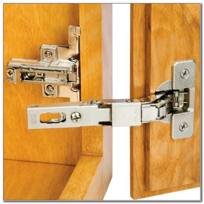 Concealed Hinges For Lipped Cabinet Doors