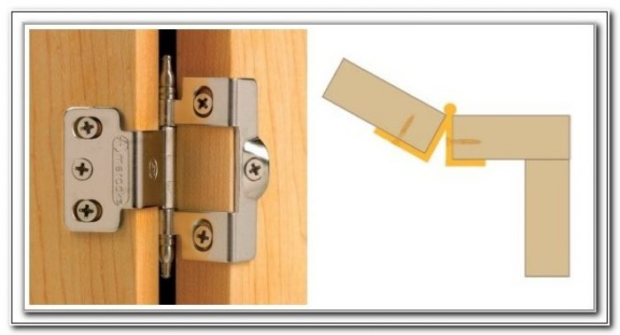 Concealed Hinges Inset Cabinet Doors