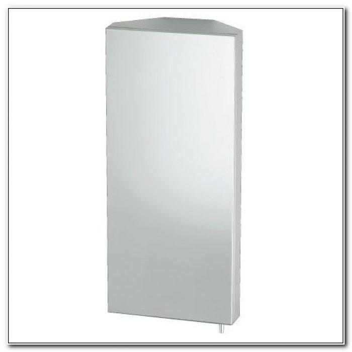 Corner Mirror Cabinets For Bathrooms