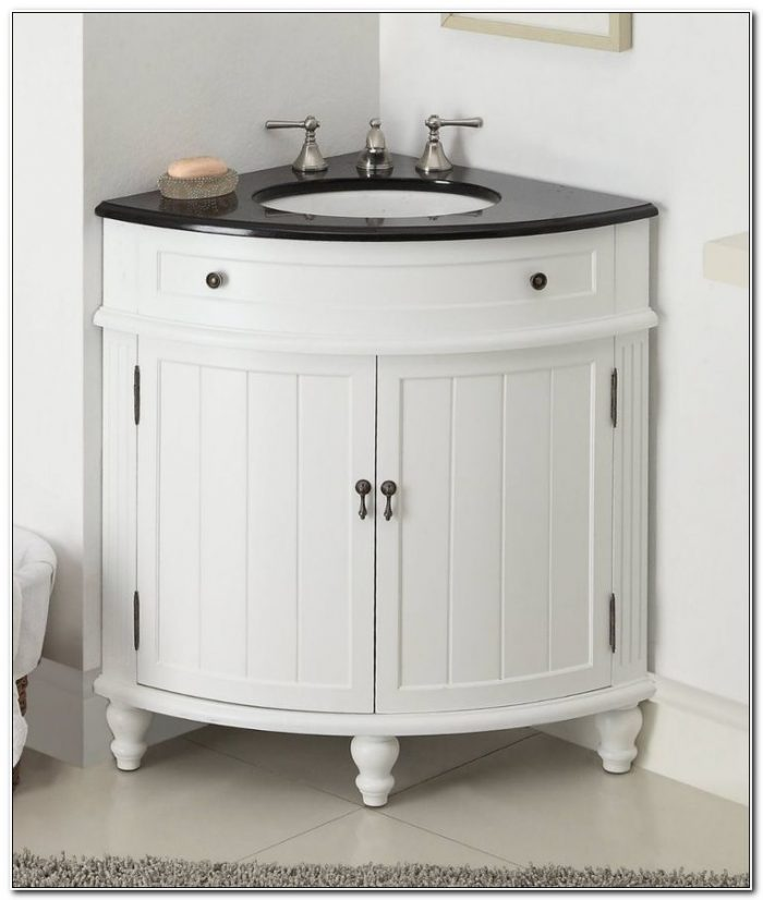 Corner Sink Bathroom Cabinet