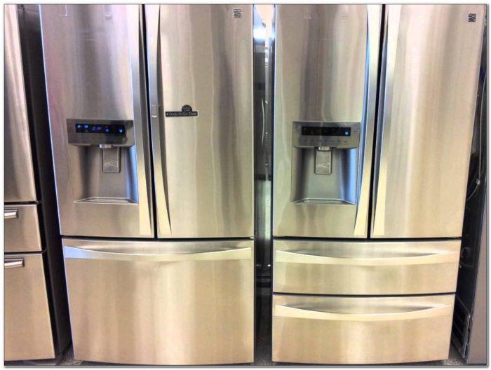 Counter Depth Refrigerator Width 30