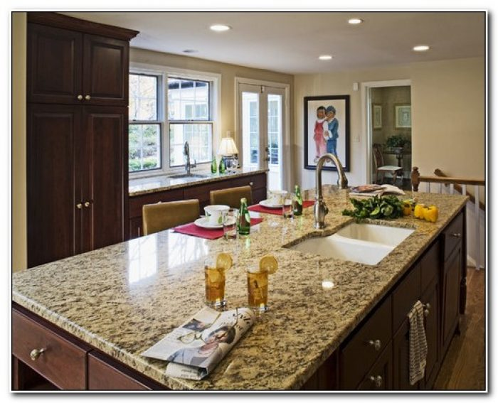 Countertop And Cabinet Combinations