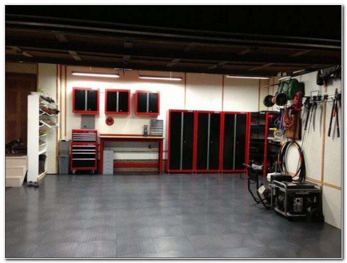 Craftsman Garage Cabinets Storage