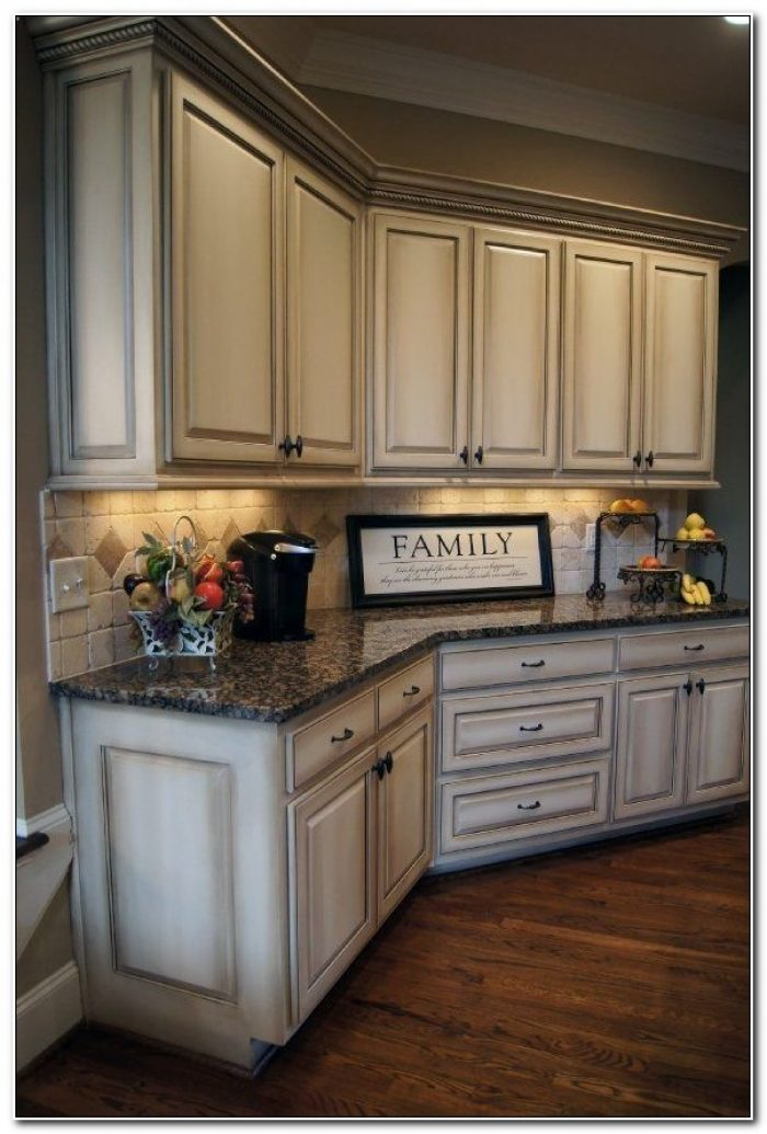 Creative Kitchen Cabinet Painting Ideas