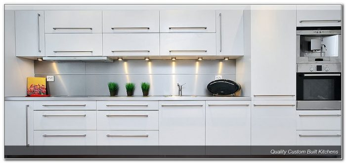 Custom Built Cabinets Melbourne