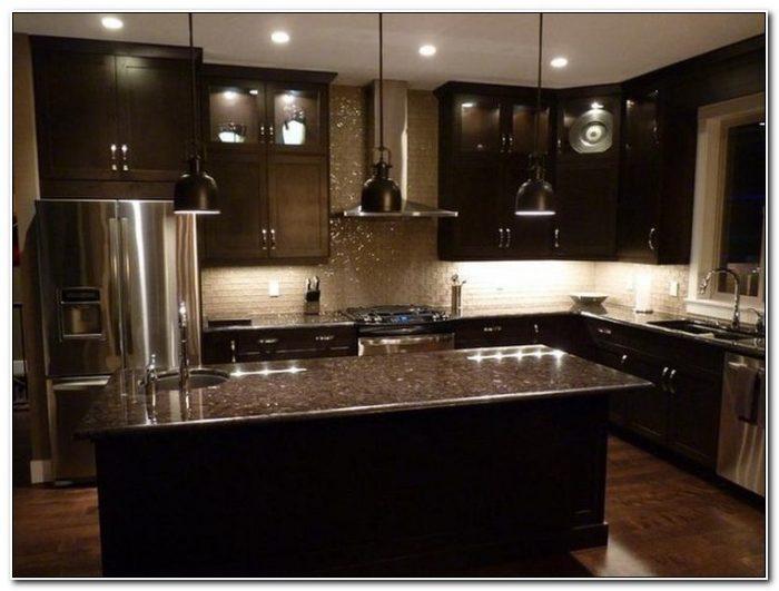 Dark Kitchen Cabinet Ideas