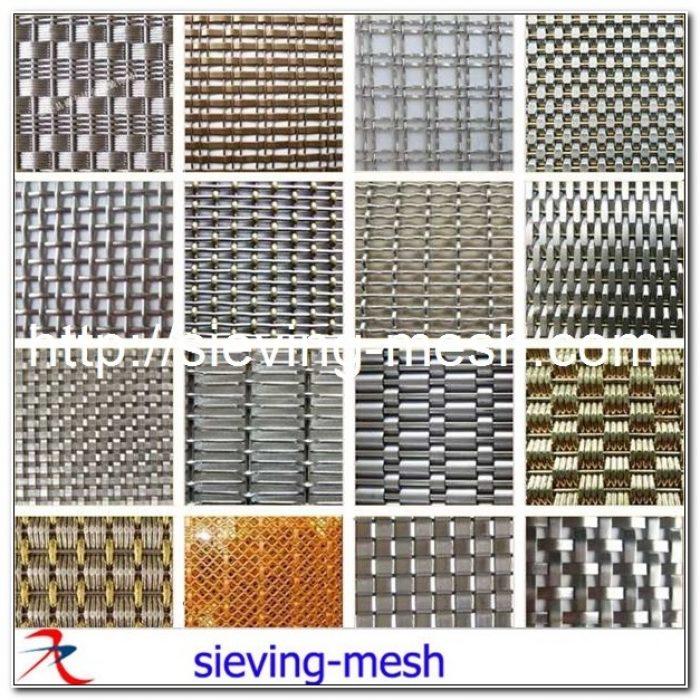 Decorative Wire Mesh For Cabinets