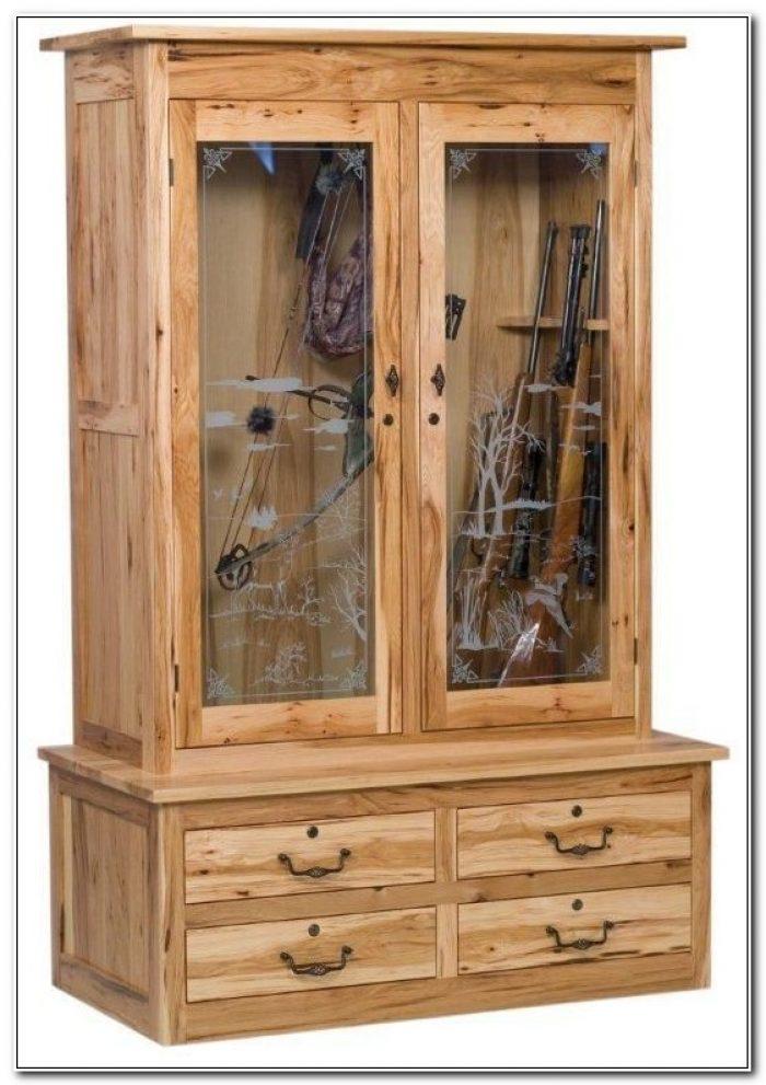 Designs For Gun Cabinets