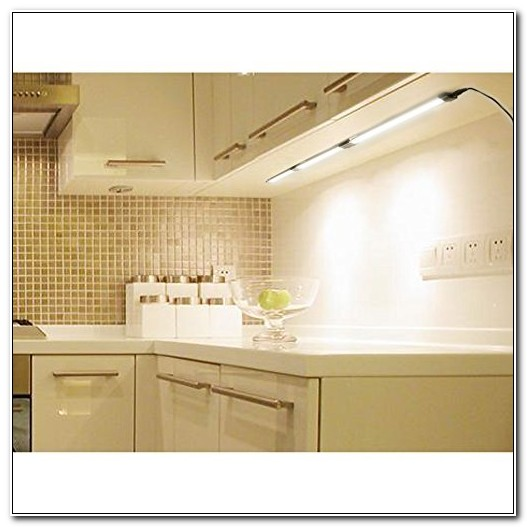 Dimmable Fluorescent Under Cabinet Lighting