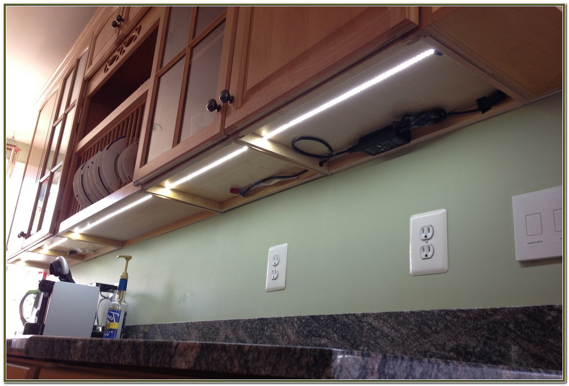 Dimmable Under Cabinet Led Tape Lighting