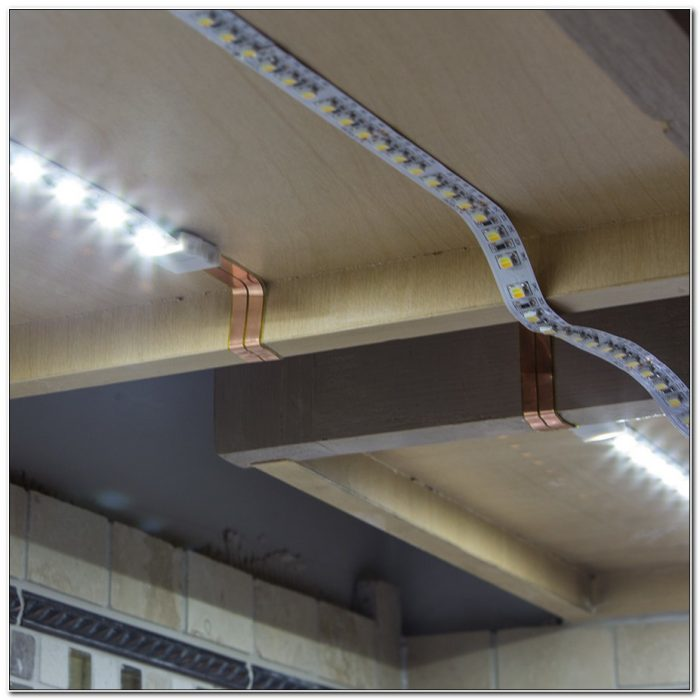 Direct Wire Led Tape Under Cabinet Lighting
