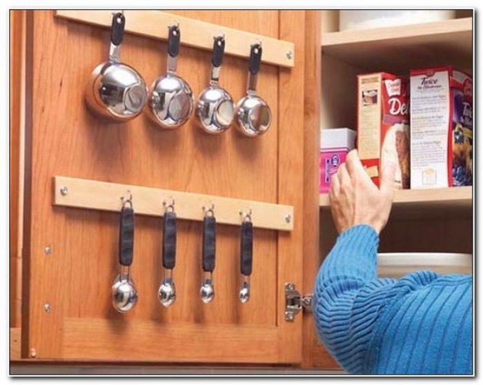 Diy Kitchen Cabinet Storage Ideas