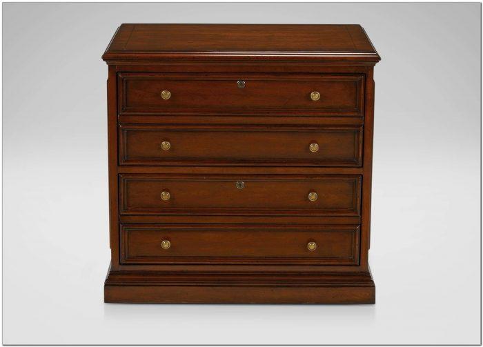 Ethan Allen British Classics File Cabinet