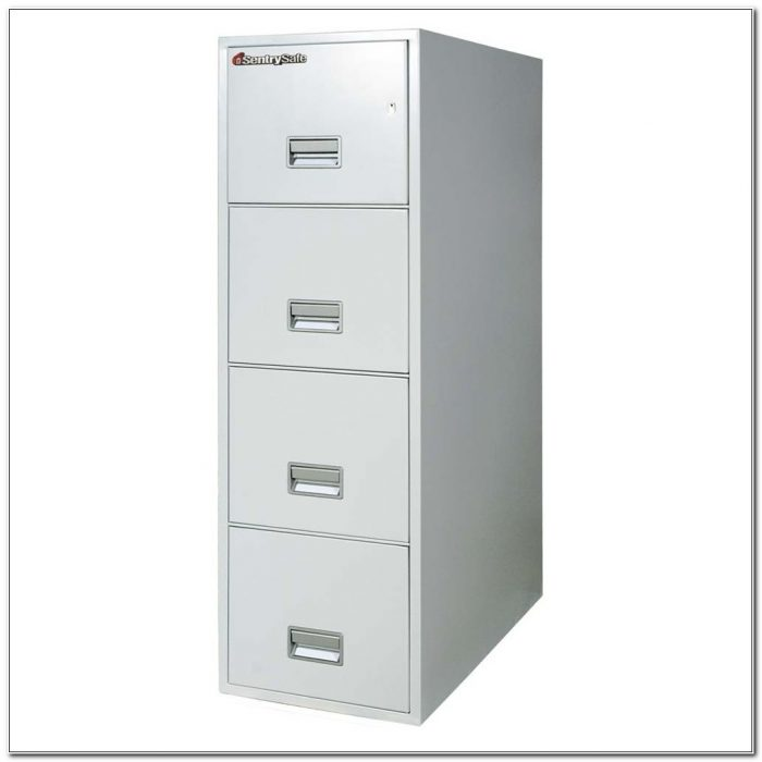 File Cabinet 4 Drawer Vertical