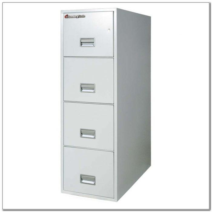 File Cabinet 4 Drawer Vertical