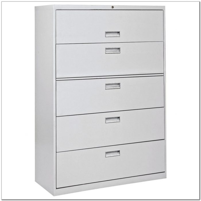 Filing Cabinet 5 Drawer Lateral